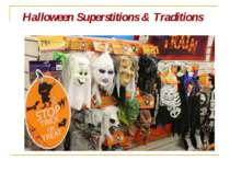 Halloween Superstitions & Traditions