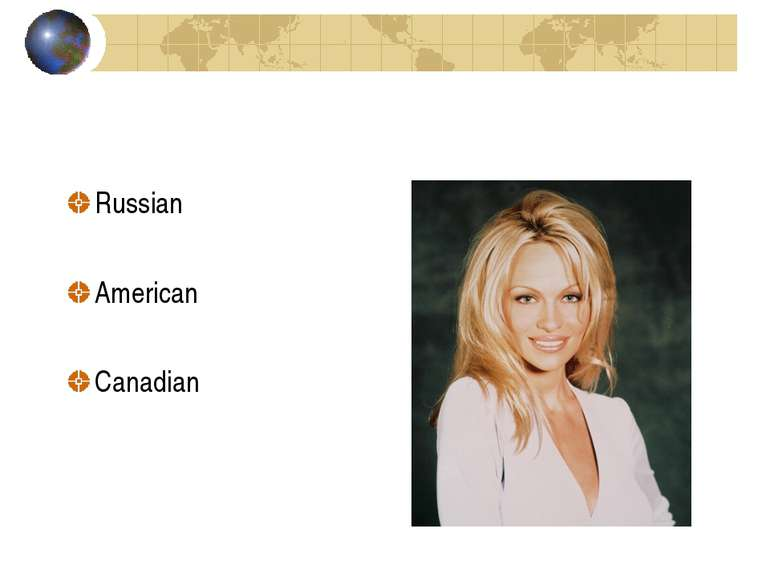 Russian American Canadian