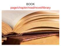 BOOK page/chapter/read/novel/library
