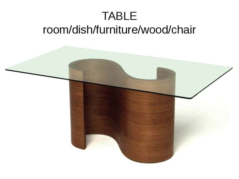 TABLE room/dish/furniture/wood/chair