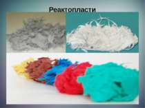 Реактопласти Термореактивні пластмаси (реактопласти)— полімерні матеріали, я...