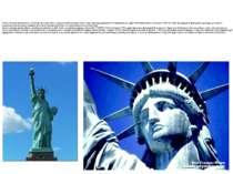 Статуя Свободи (повна назва – Свобода, що осяює світ) — національний пам'ятни...