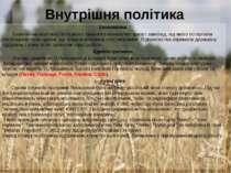 Внутрішня політика Економічна Економічна політика Лукашенка зупинила економіч...