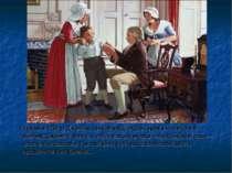 14 травня 1796 р. Дженнер зробив вакцінацію коров'ячою вісою 8-річному Джеймс...