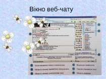Вікно веб-чату * *