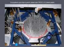 Серцевина дослідницького реактора CROCUS(Швейцарія)