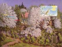 Квітчаста батьківщино вишні й соловейка!