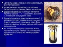 Для випаровування ефірних олій використовують різні пристосування: аромакурил...