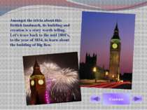 The Palace of Westminster had 2 clock towers during the time of King Edward I...