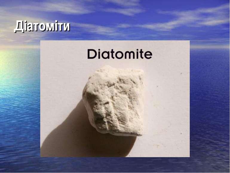 Діатоміти