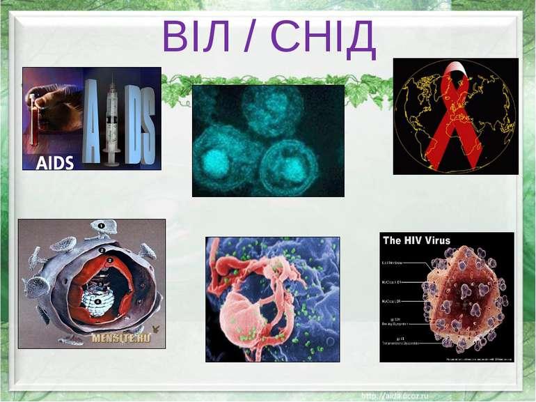 ВІЛ / СНІД