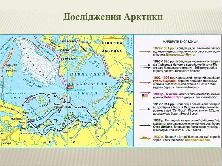 Дослідження Арктики