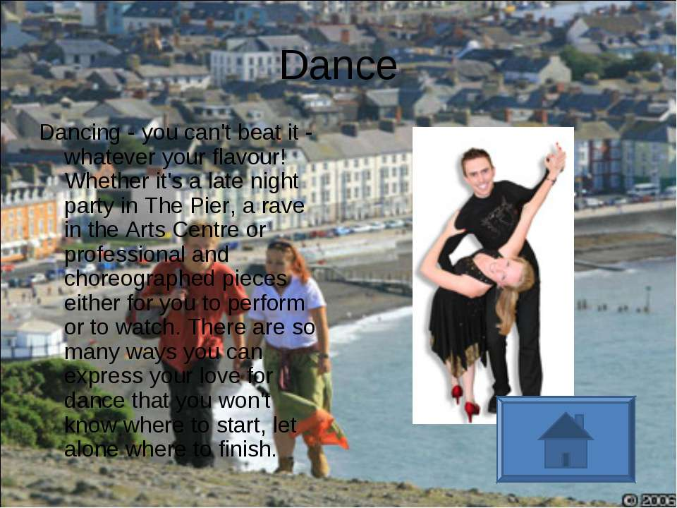 Dance Dancing - you can't beat it - whatever your flavour! Whether it's a lat...