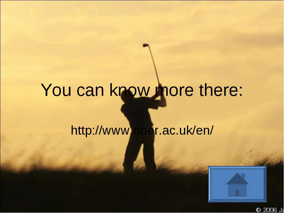 You can know more there: http://www.aber.ac.uk/en/