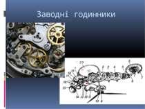 Заводні годинники