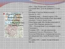 1924 — Уряд Владислава Грабського. Польський Банк. Грошова реформа в Польщі, ...