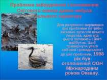 Проблема забруднення і виснаження Світового океану давно набула глобального х...