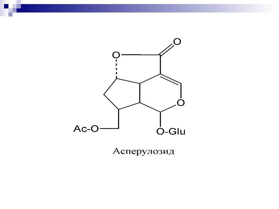 2. Іридоїдні глікозиди з С7-С8 подвійним зв'язком Іридоїди-алкалоїди – компле...