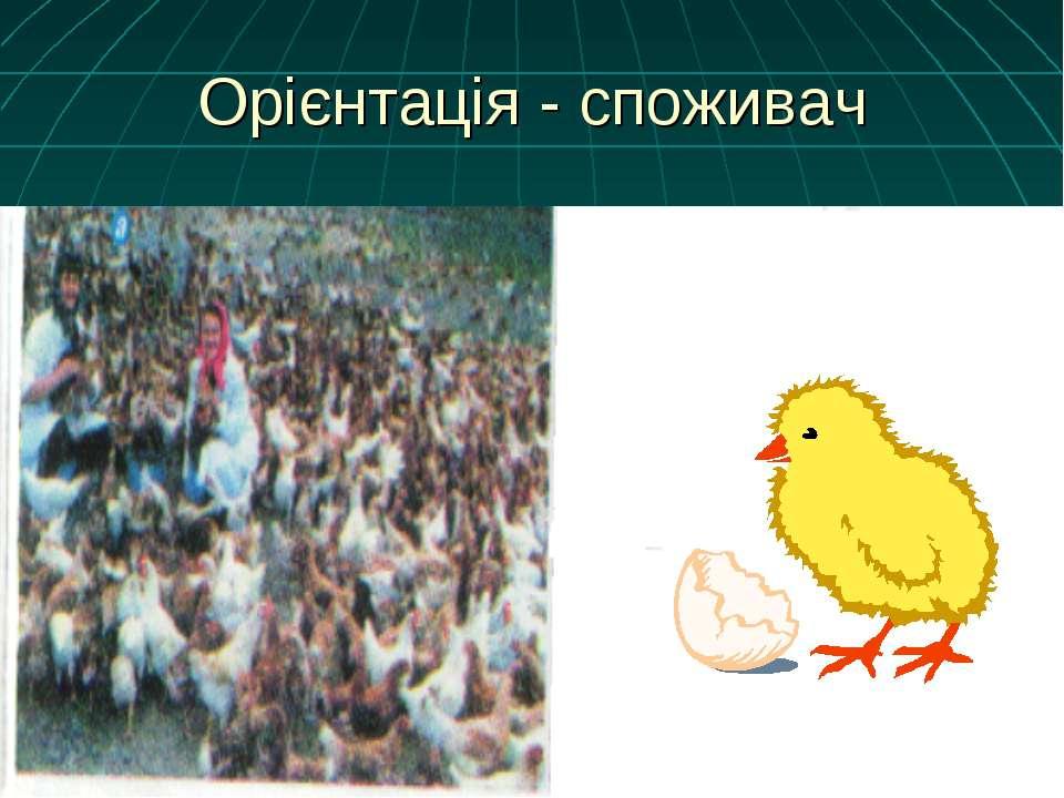 Орієнтація - споживач Нав 1 грудня 2008 року в Україні налічуєтся близько 189...