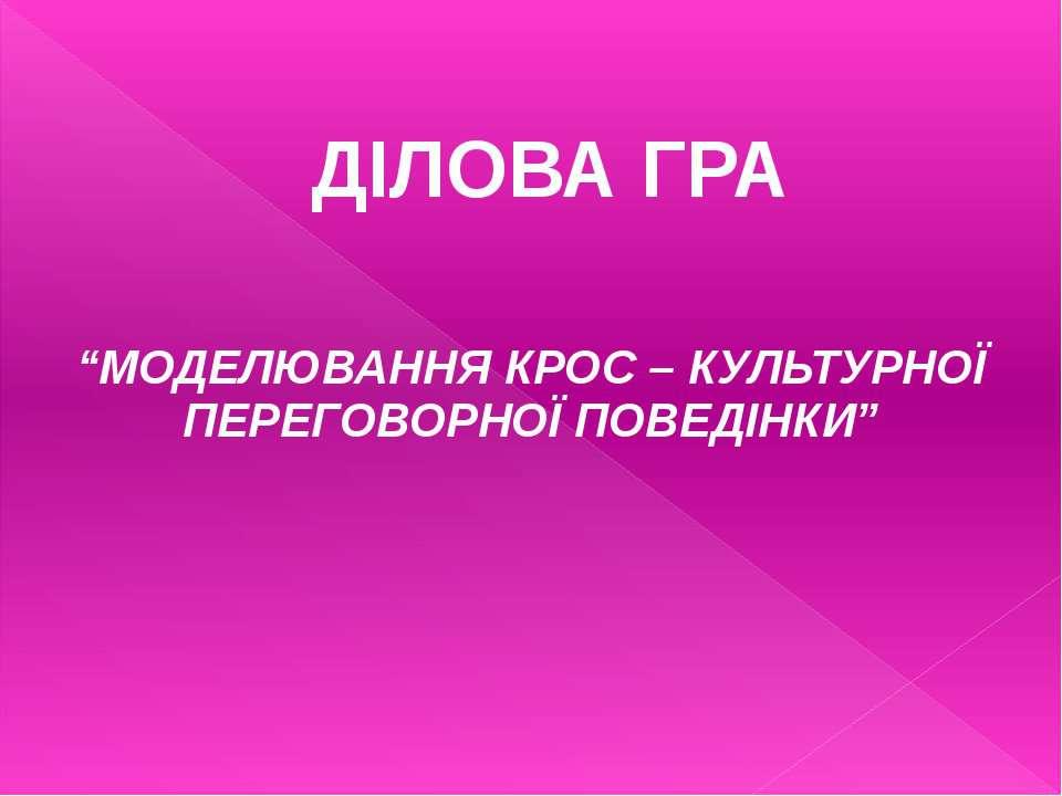"""Додаток №5 СТАНДАРТ МІНІ – САМОПРЕЗЕНТАЦІЇ ТРЕНІНГОВОГО ЗАНЯТТЯ № 1 """"МІЖНАРОД..."""