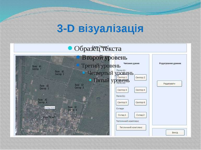 3-D візуалізація