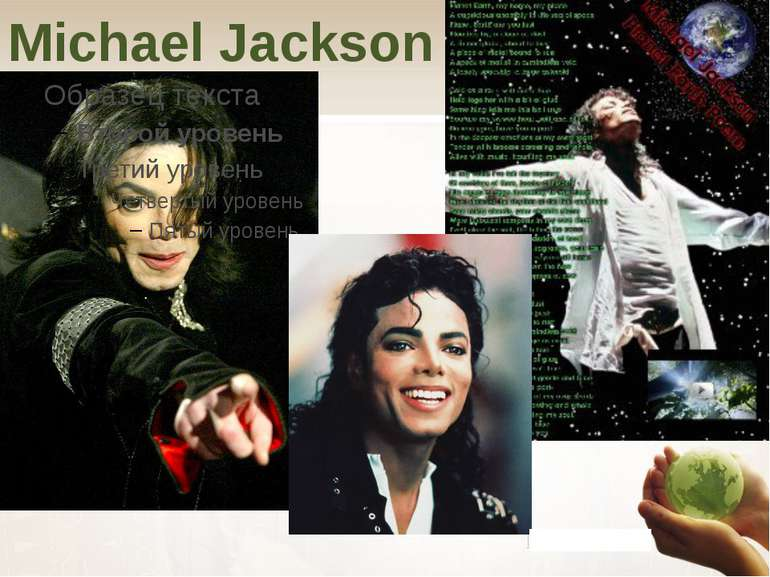 Michael Jackson 无忧PPT整理发布