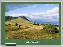 Бабуган-яйла