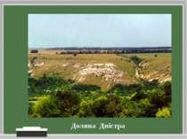 Долина Дністра