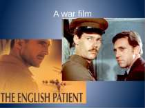 A war film