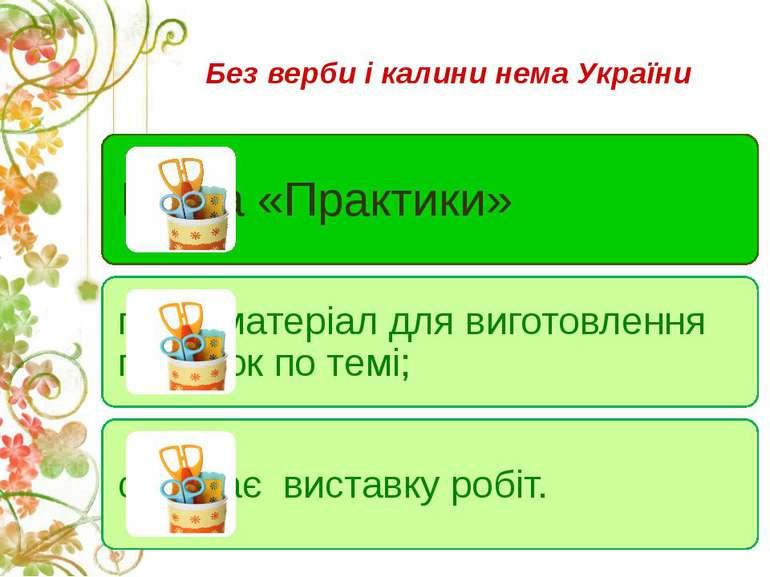 Без верби і калини нема України