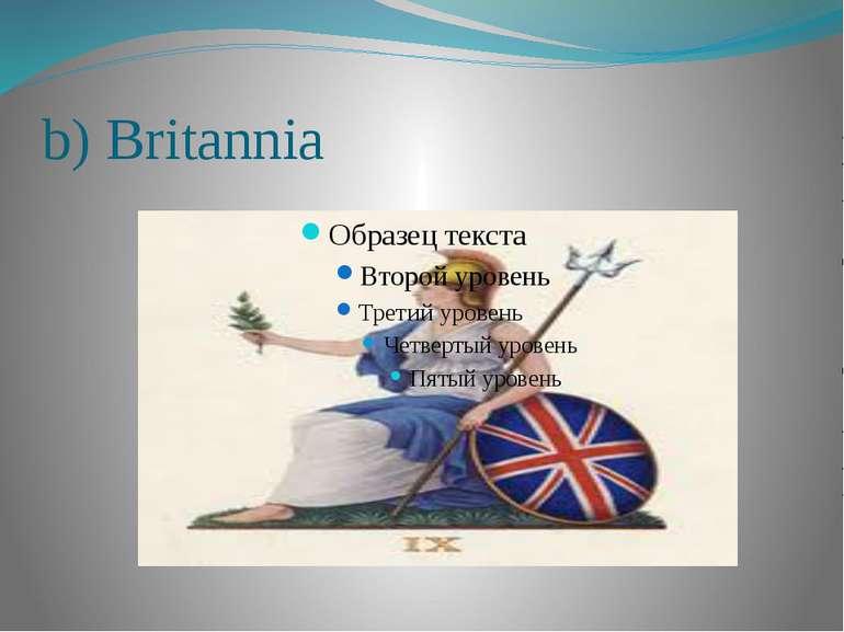 b) Britannia