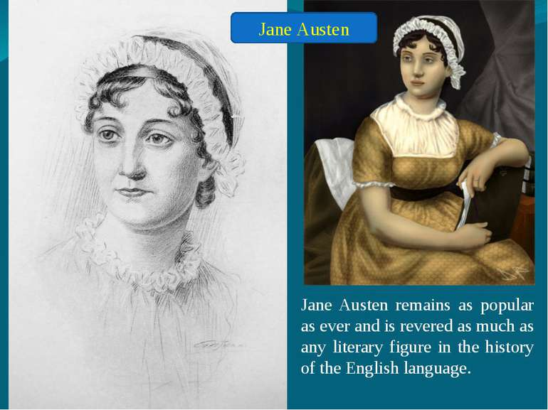 Jane Austen remains as popular as ever and is revered as much as any literary...