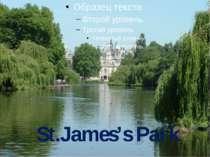 St.James's Park