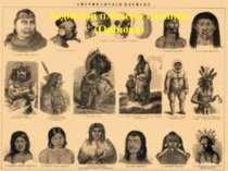 Індійські племена таманак (Оріноко)