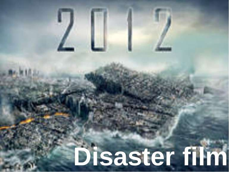 Disaster film