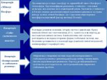 Концепція «Мітозу біосфер» Концепція «Контрольованого глобального розвитку» Ц...