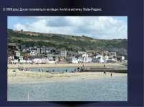 В 1968 році Джон поселяється на півдні Англії в містечку Лайм-Реджіс.