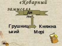 «Коварный замысел» Грушницький Княжна Мері Дві лінії