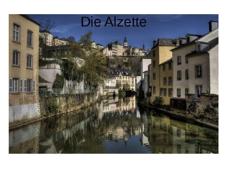 Die Alzette