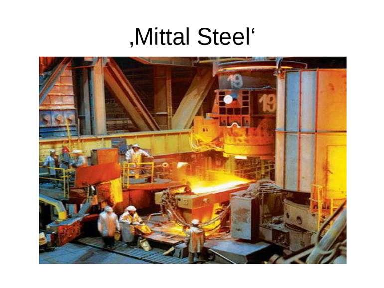 'Mittal Steel'