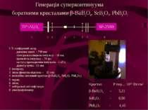 Генерація суперконтинуума боратними кристалами β-BaB2O4, SrB4O7, PbB4O7 1 Ті-...