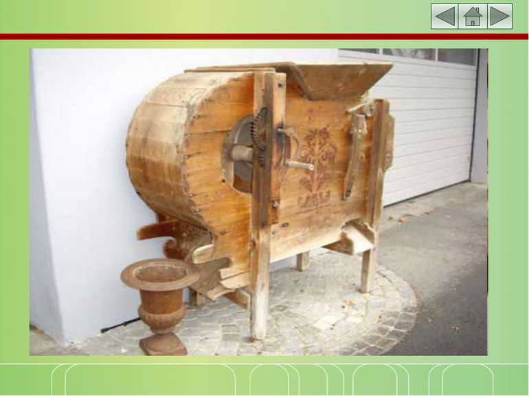 Виробництво олії у давні часи
