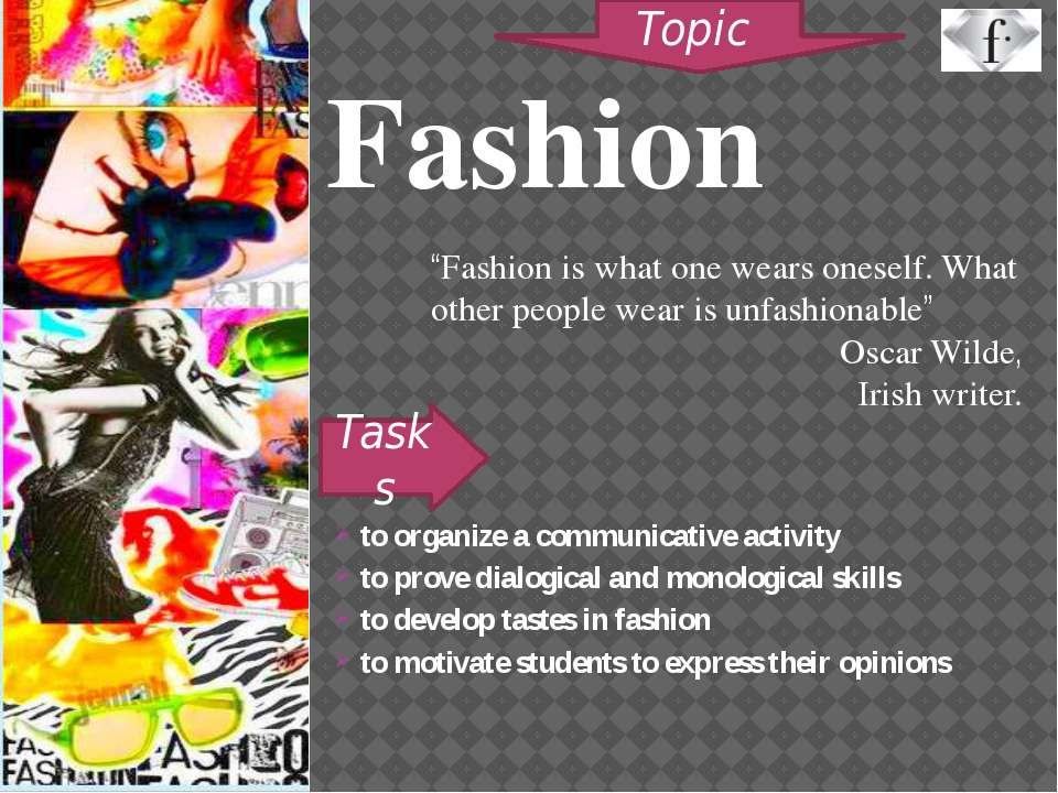 Fashion to organize a communicative activity to prove dialogical and monologi...