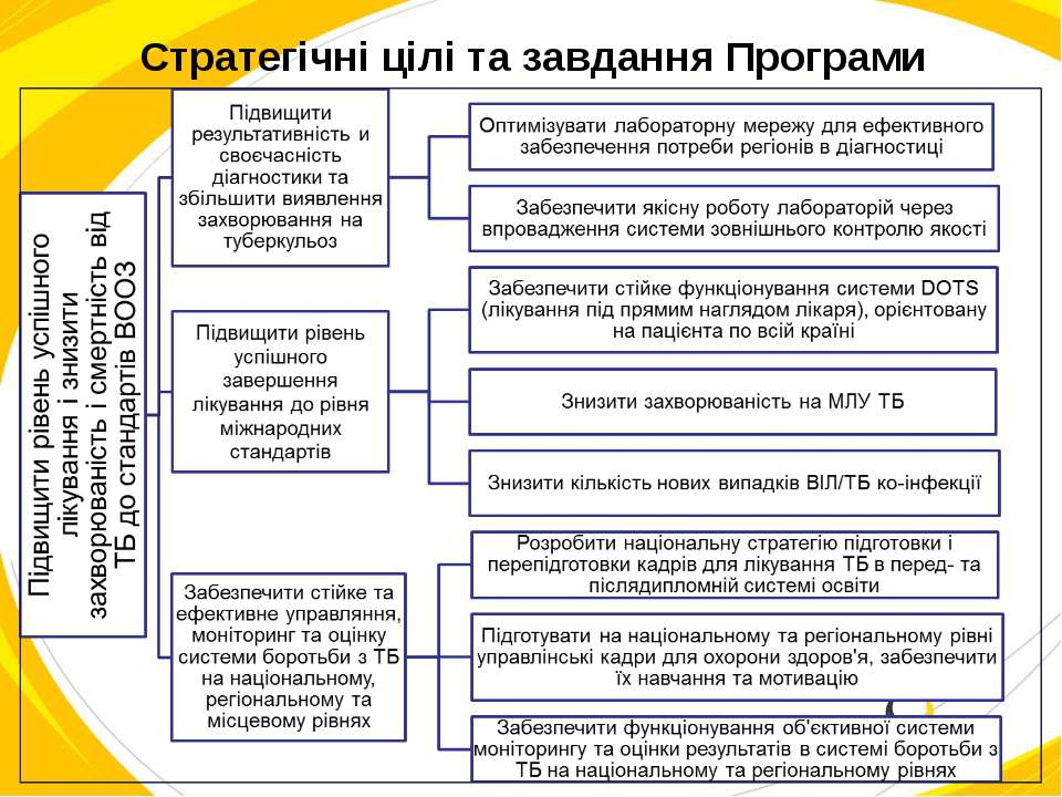 Стратегічні цілі та завдання Програми