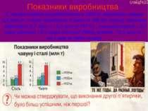 Показники виробництва В Україні планом передбачалось у 1937 р. виробити чавун...