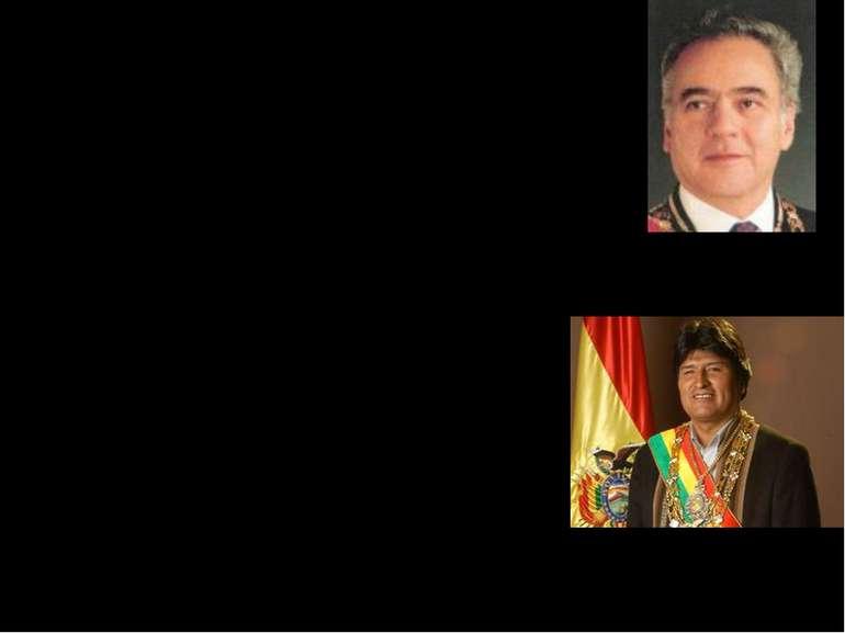 У1997році президентом країни був обраний Уго Бансер, передвиборна компанія ...