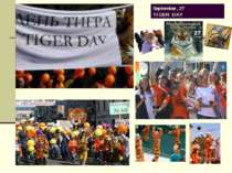 September, 27 TIGER DAY