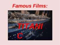 Famous Films: TITANIC