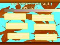 НАПРЯМИ РЕАЛІЗАЦІЇ ПРОЕКТУ «Микола Гоголь. «Тарас Бульба». Гоголь і Україна» ...