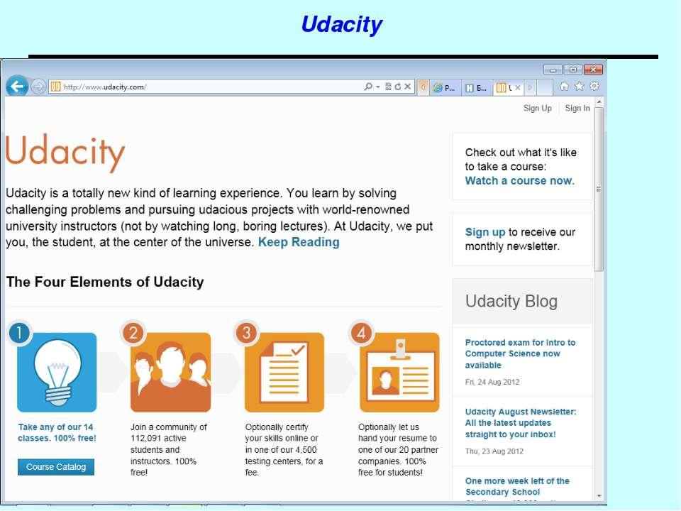 Udacity Основи програмної інженерії